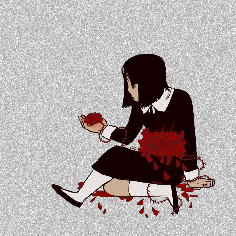 Bleeding Flowers