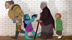 Ilium Player Characters