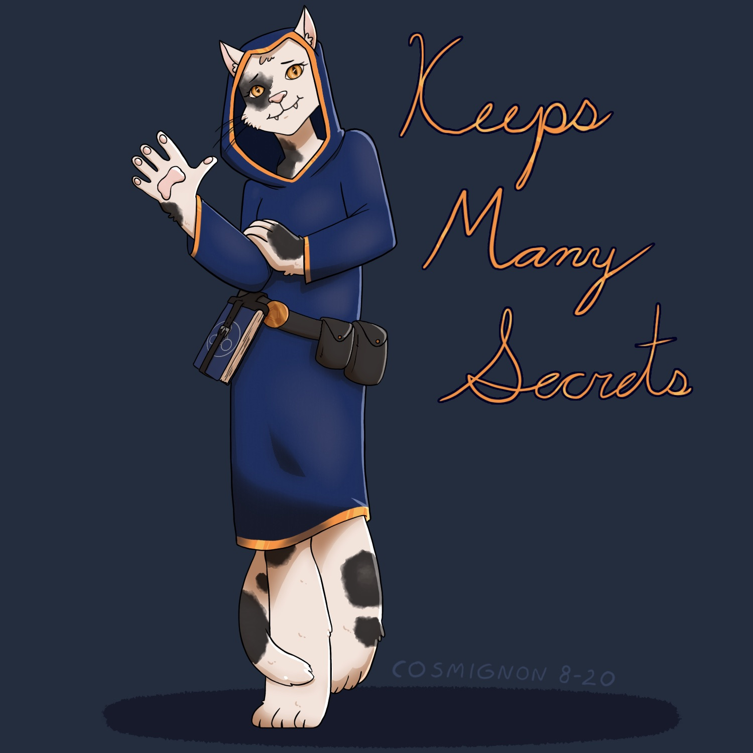 Keeps Many Secrets