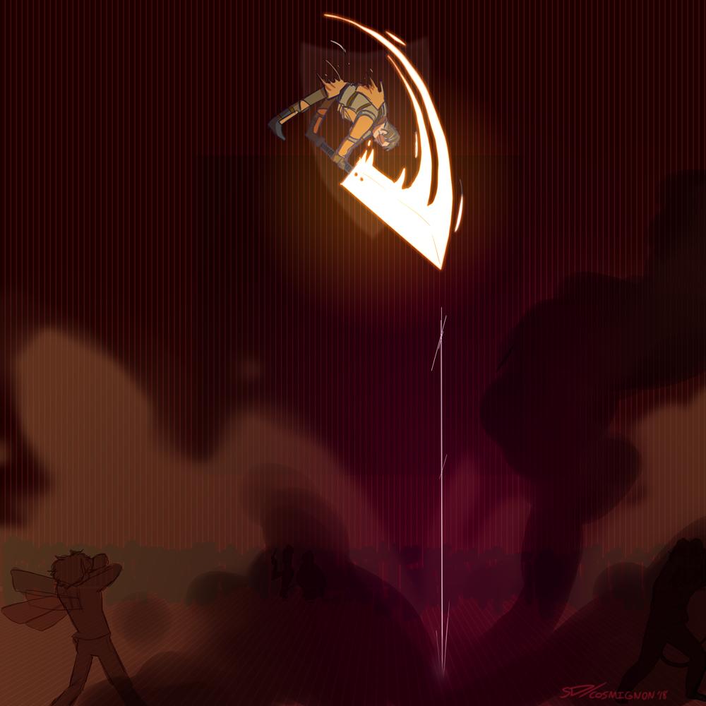 BUSTER SWORD 3