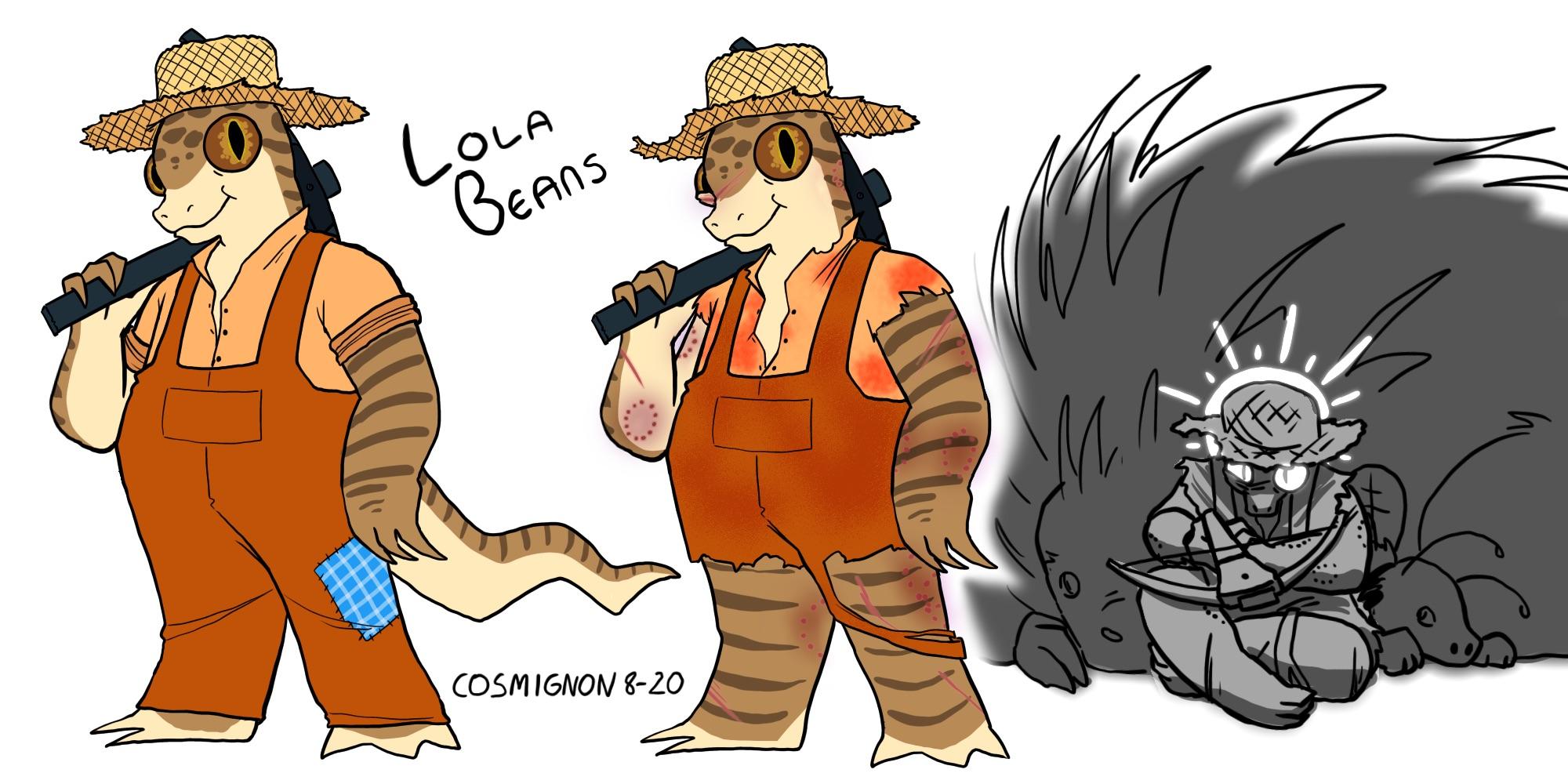 Lola Beans