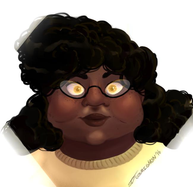 Savannah Bust