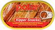 kipper and herring snacks smoked