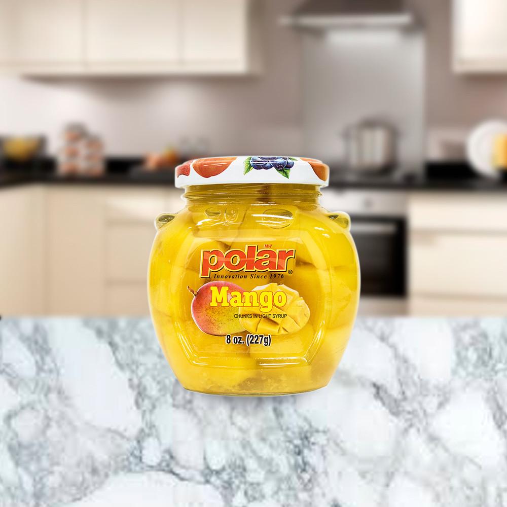 mw polar mango jar