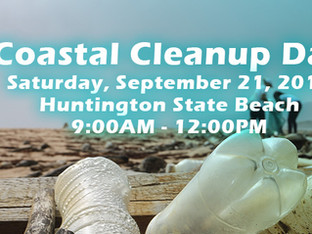 Join Polar at Coastal Cleanup Day 2019!