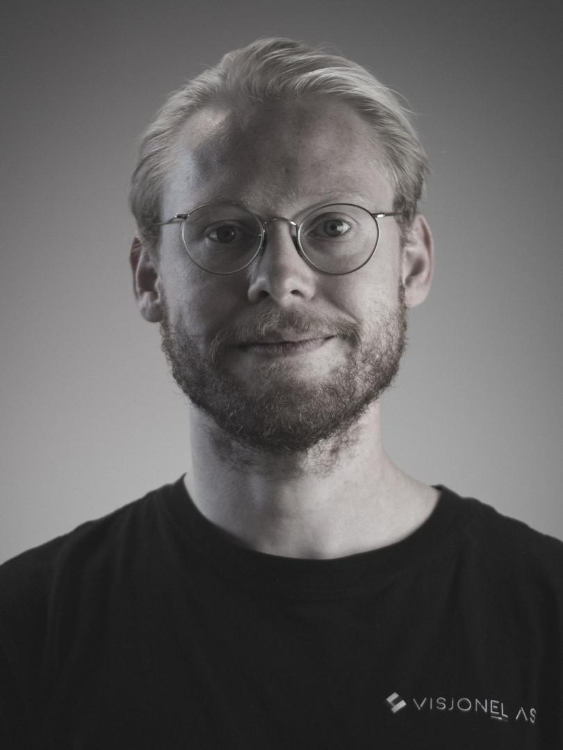 Stian Andersen - CEO