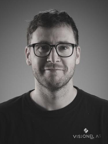 Aleksander Kjærås - Adult apprentice
