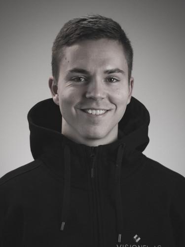 Sverre Hofgaard - Adult apprentice