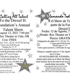 Annual Talent Show