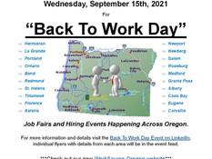 Job Fair and Hiring Events