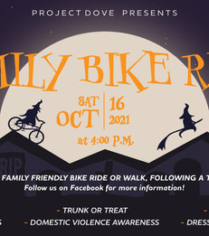 Family Bike Ride and Trunk or Treat