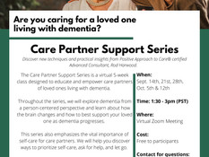 Care Partner Support Series