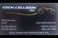 Eden Collision
