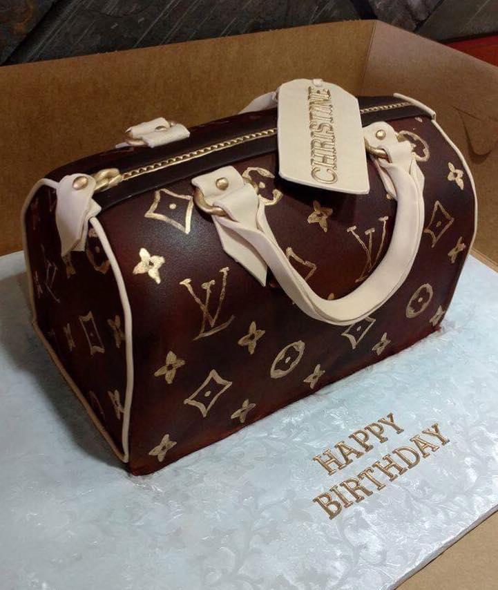 Custom Purse Cake