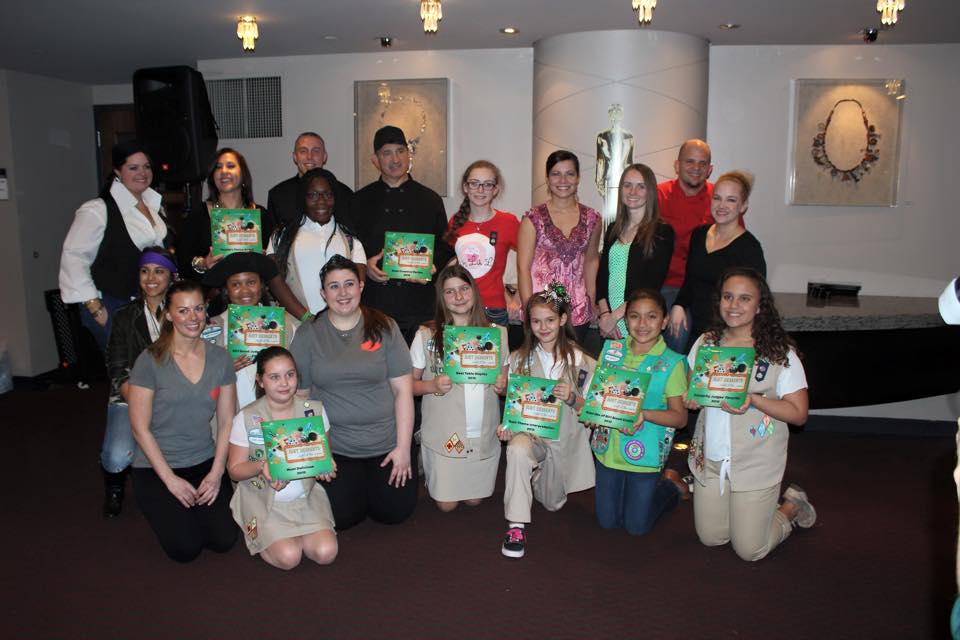 "Girl Scouts ""Just Desserts"""