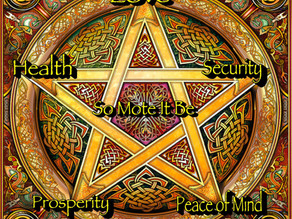 Creating A Personal Pentagram of Intent