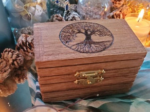 Creating and Working With A Manifestation Box