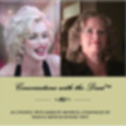Bonnie Vent and Marilyn Monroe DVD