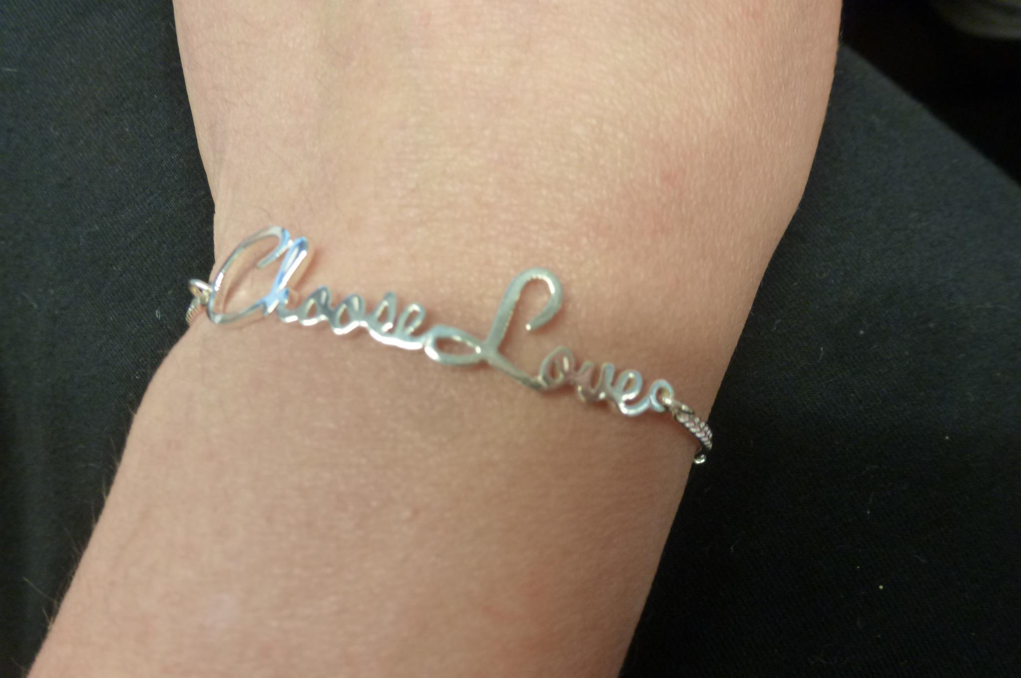 Choose Love Bracelet 03