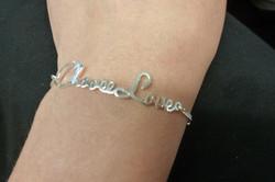 Choose Love Bracelet 03