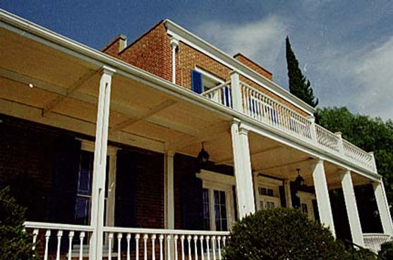 Bonnie Vent at Whaley House
