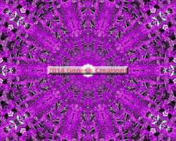 Lavender Lace signed by Bonnie Vent