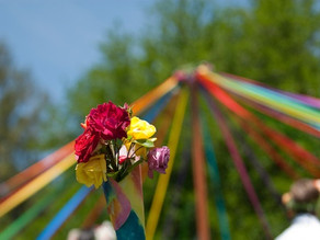 Blessed Beltane and Happy May Day!