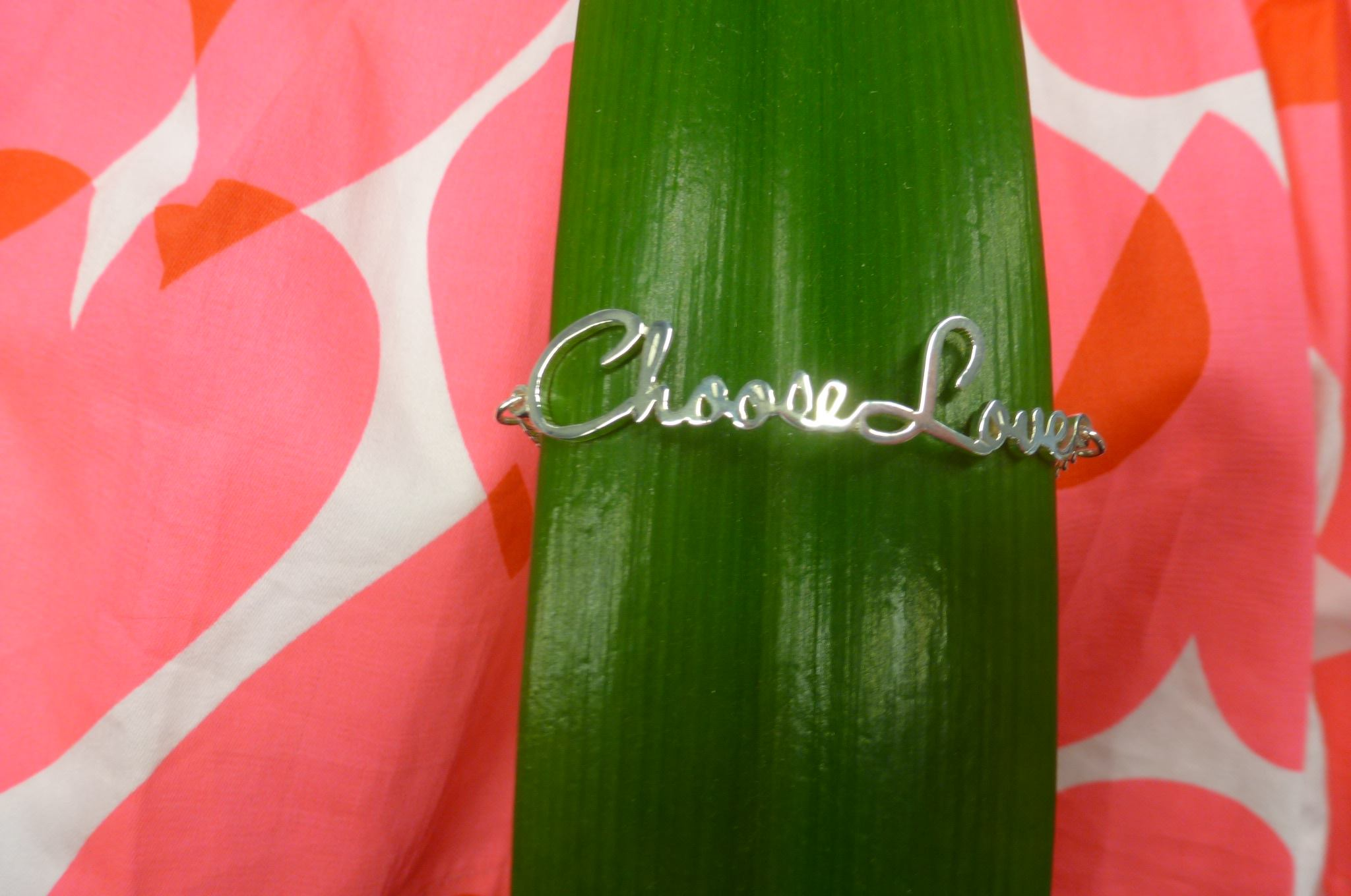 Choose Love Bracelet 02