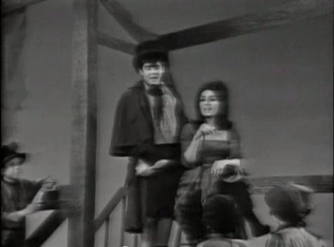 Davy Jones in Oliver
