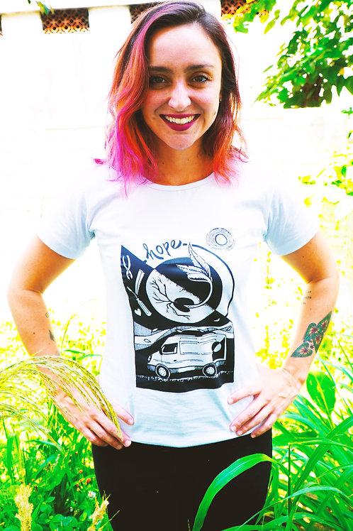 Camiseta HOPE por Ricardo Oliveira