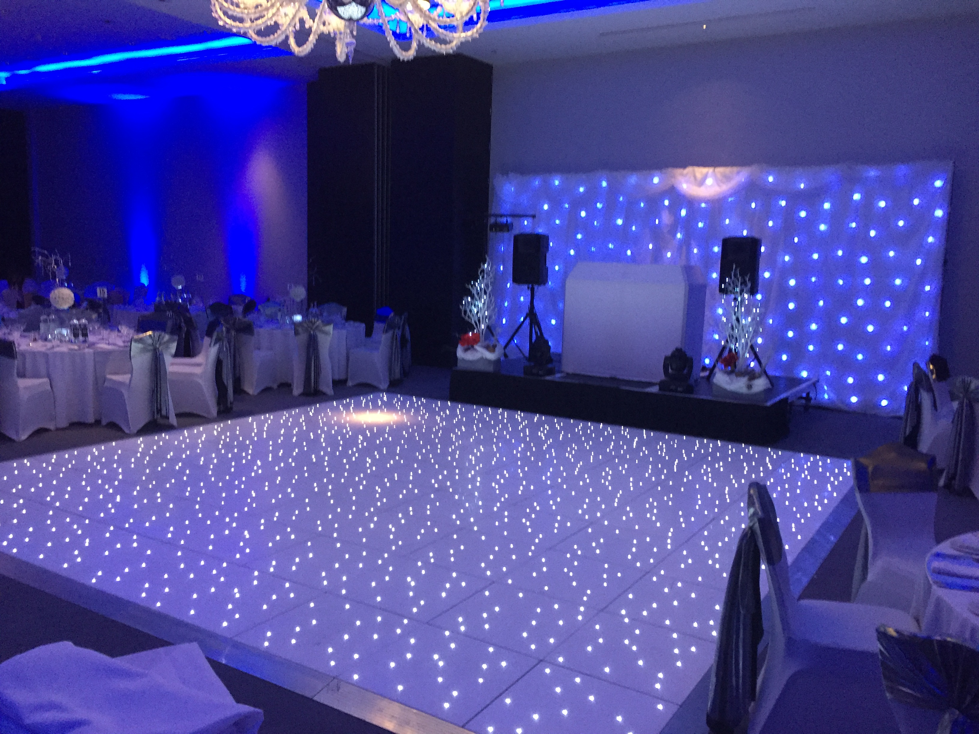 Wedding LED Dancefloor