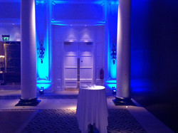 Wireless LED Lighting for Events