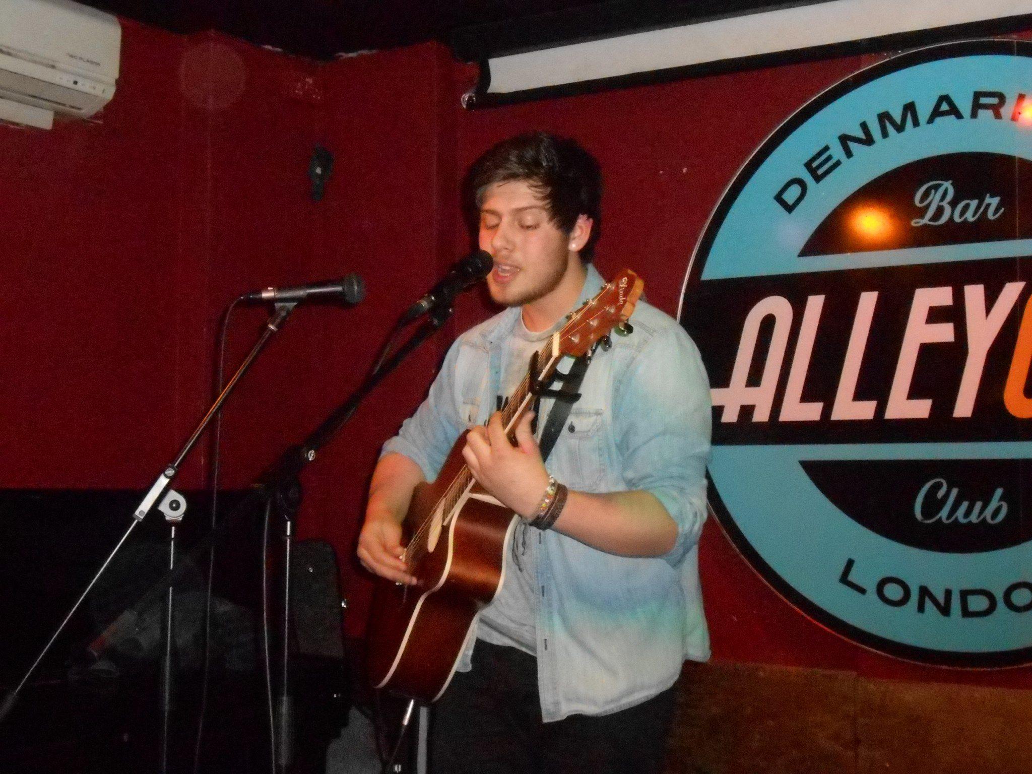 Josh Massey alley cat