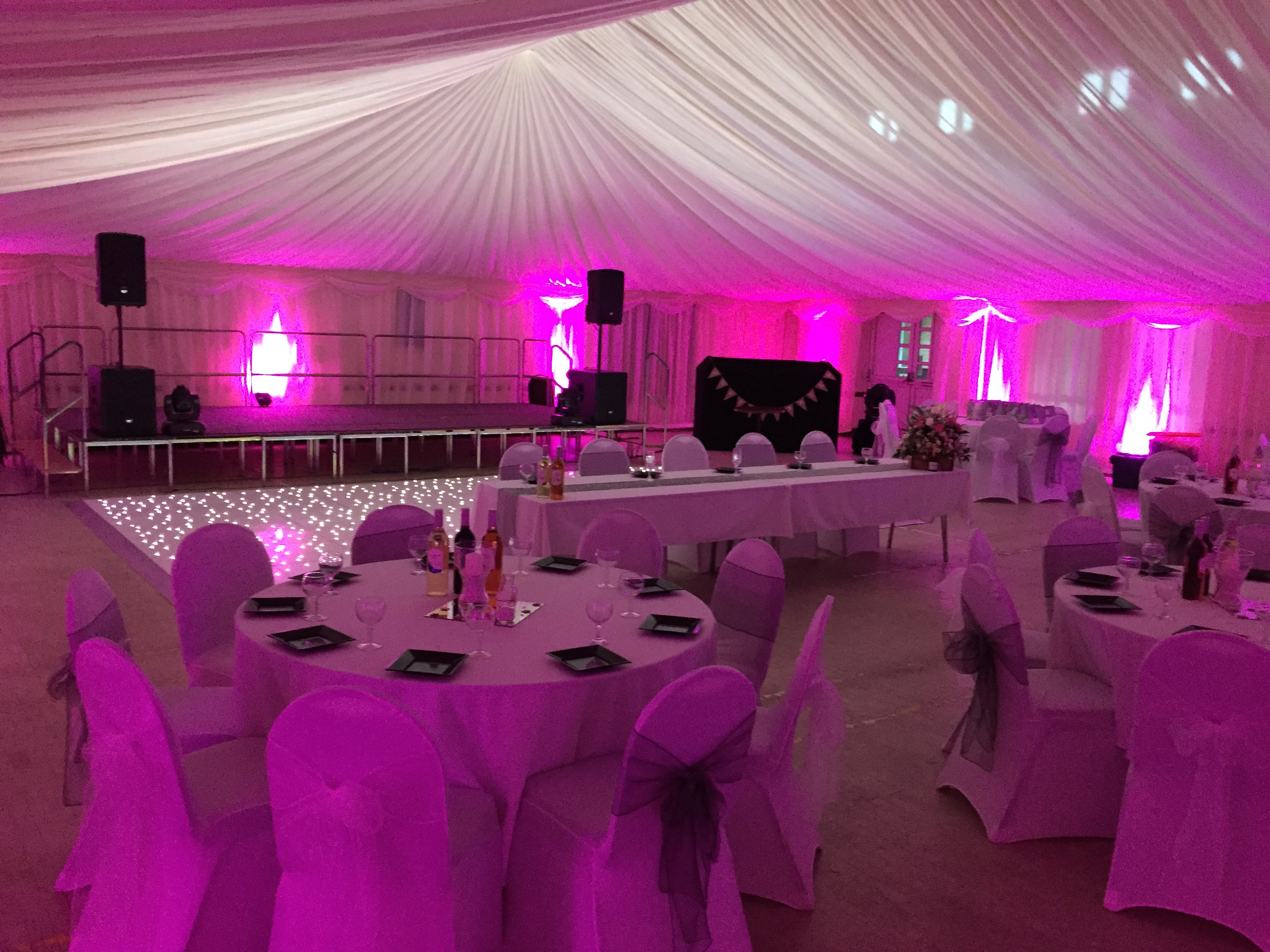 Wedding Accessory Wireless Lighting