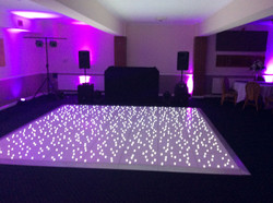LED Dancefloor for social events