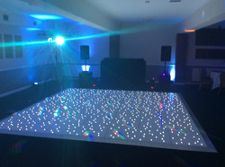 Birthday LED Dancefloor