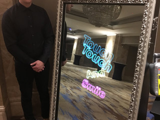 Top 3 Reasons to Have the Magic Mirror at Your Next Event
