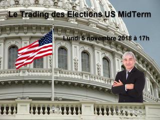 Le trading des élections US Midterm