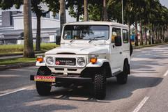 Land Cruiser BJ40
