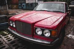 Bentley Mulsanne Turbo 2.0