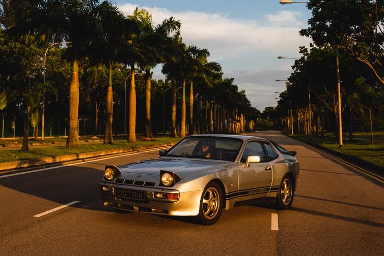 Porsche 924 Turbo 1980