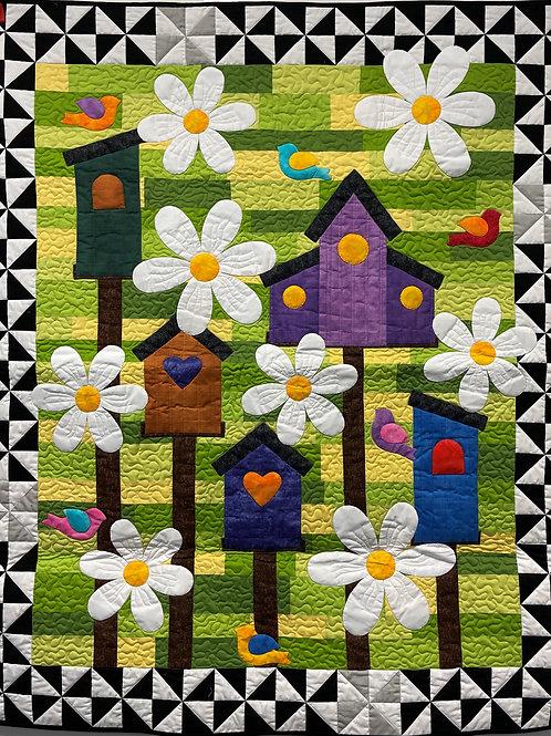 W077 - Bird Houses