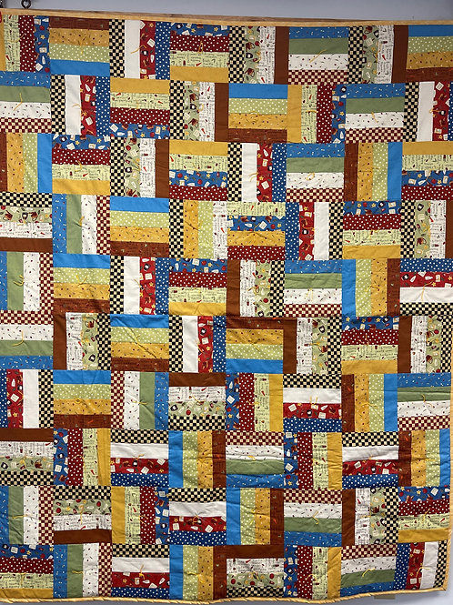 W037 - Patchwork Squares
