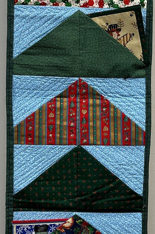 W149 - Merry Christmas Card Holder