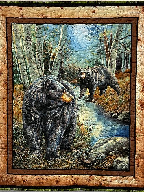 W160 - Black Bears