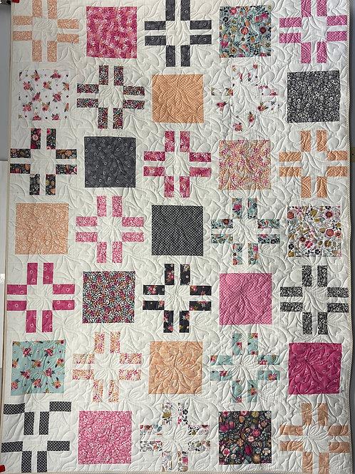 W054 - Crosses & Flowers
