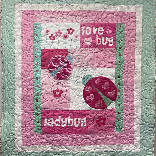 W104 - Lady Bug Love