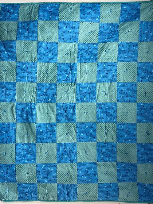 W047 - Blue Petals