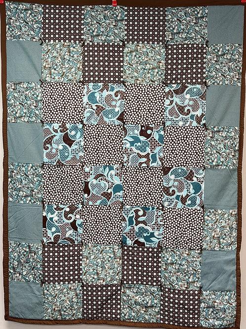 W237 - Paisley Dots