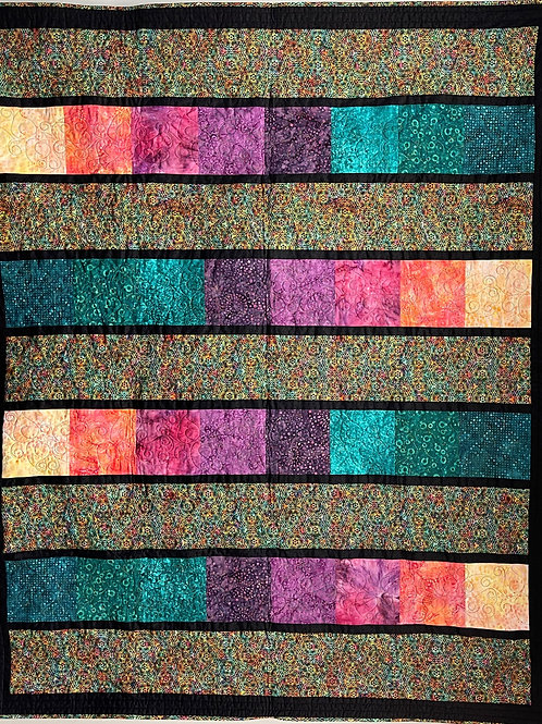 W171 - Quilt of Many Colors